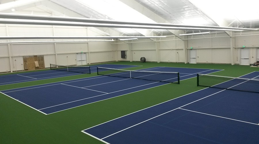 International Tennis Hall of Fame honors ThinkLite as its energy efficient lighting partner