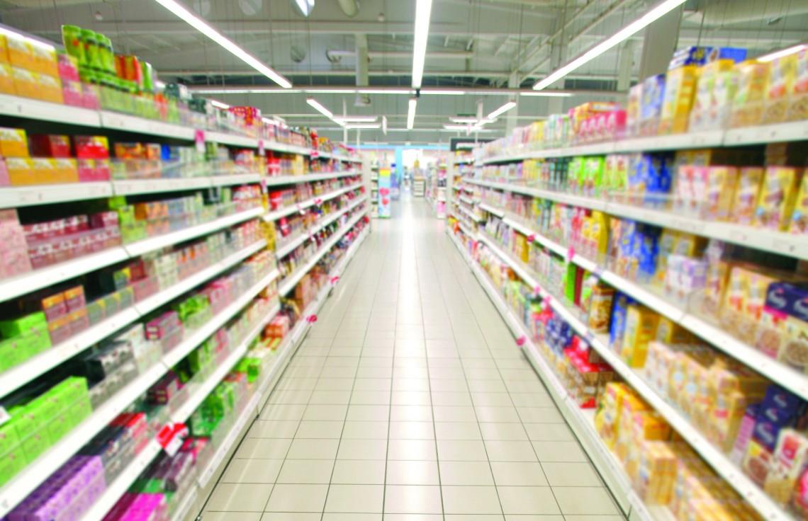 supermarket LED Lighting Tubes
