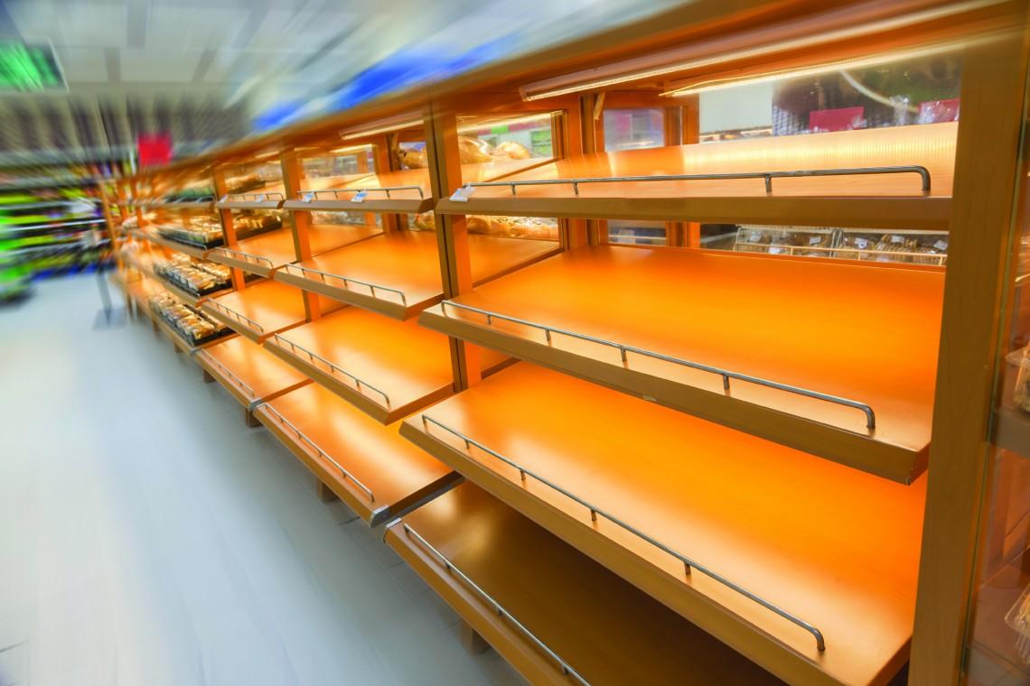 super market LED Lighting Solution