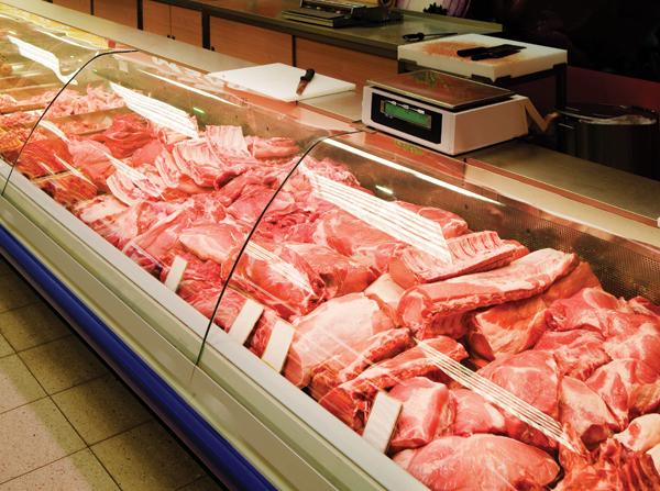 butcher shop LED Lighting Solution