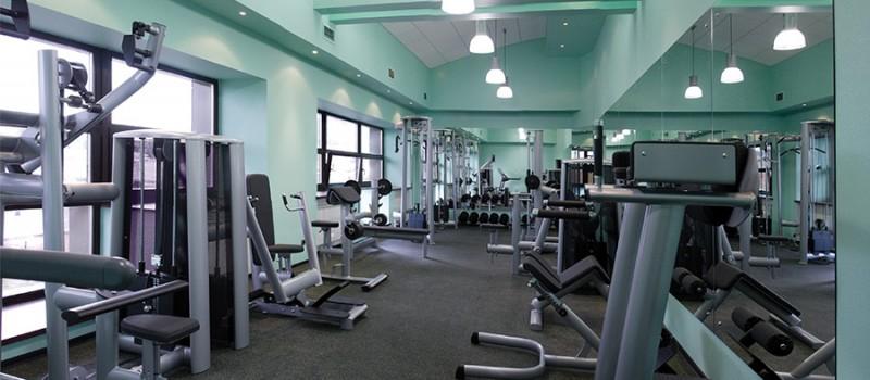 Fitness Club LED Tube Lights