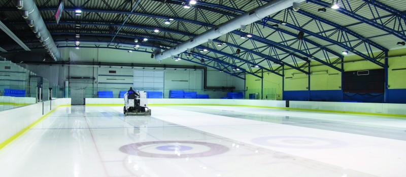 ice skating rink LED Tube Lights