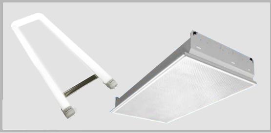 U Shape Tube LED Light