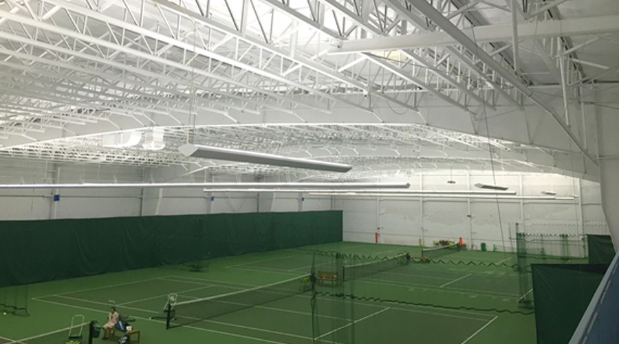 Bosse Sports chooses ThinkLite to install energy efficient LED lights