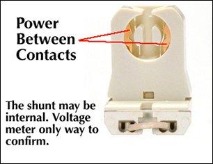 Shunted Vs Non Shunted Sockets Thinklite Llc
