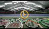 ThinkLite completes T5 and T8 LED lighting retrofit at Sportsmen's Tennis & Enrichment Center.